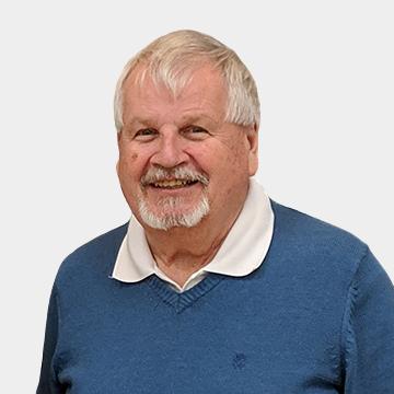 Bill Svec, Treasurer